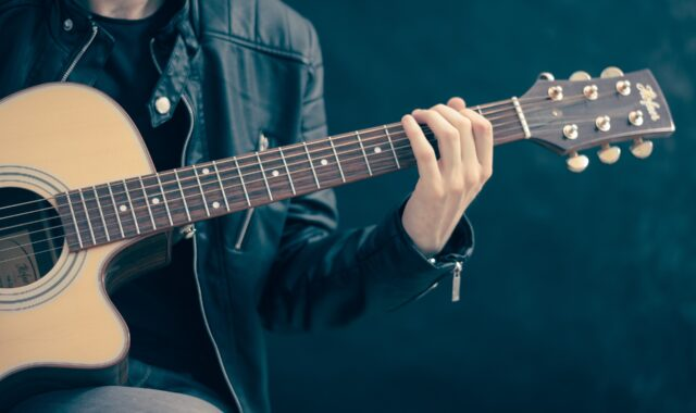 Chitarrista di classica