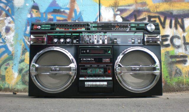 Radio stereo o Mozzo